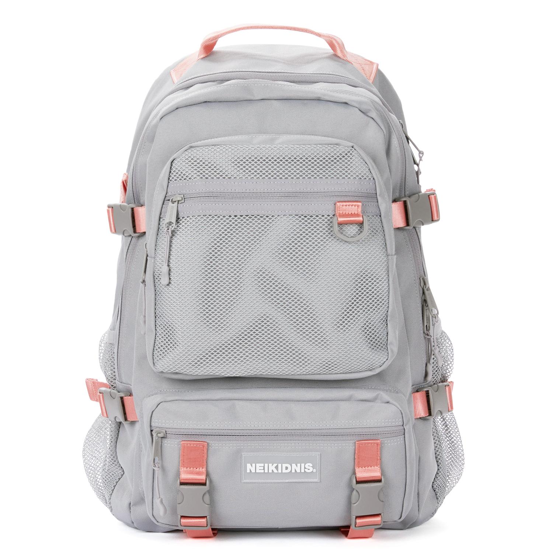[네이키드니스]PREMIER BACKPACK / GRAY PINK 백팩 가방