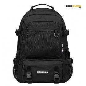 [네이키드니스]PREMIER BACKPACK / BLACK 백팩 가방