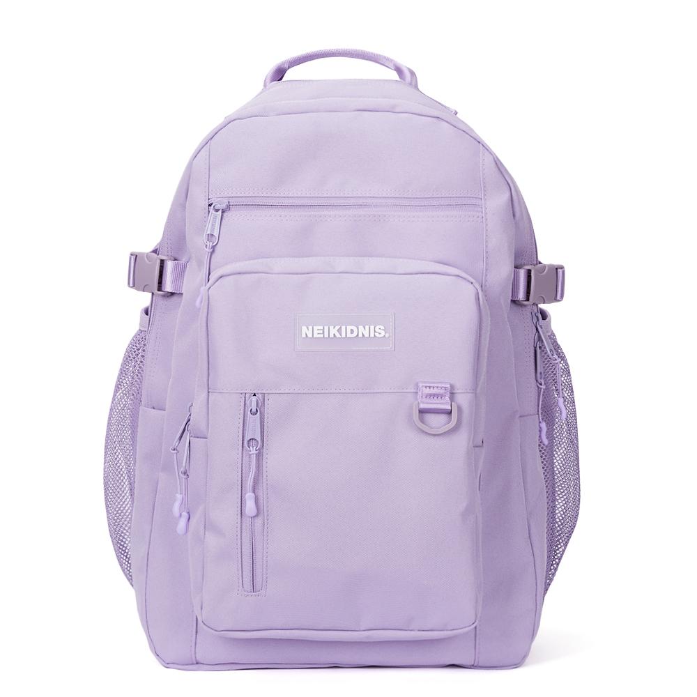 [네이키드니스]TRAVEL PLUS BACKPACK / LAVENDER 트래블 플러스 백팩 가방
