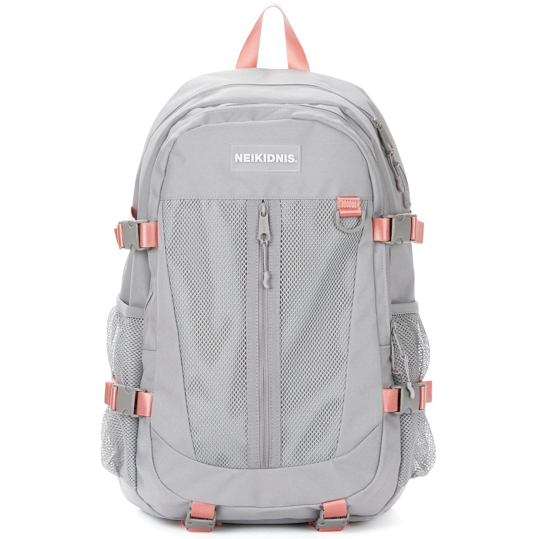 [네이키드니스]COMPLETE BACKPACK / GRAY PINK 백팩 가방