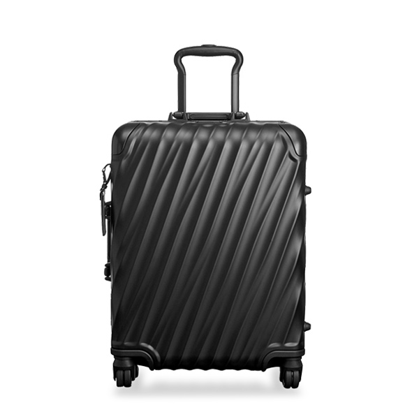 [투미]TUMI - 19 Degree Aluminium Continental Carry-On 98820-4386 (Matte Black) 22인치 기내용 하드캐리어