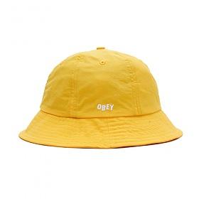 [오베이]OBEY - FREDERICK BUCKET HAT (ENERGY YELLOW) 버킷햇 벙거지 모자