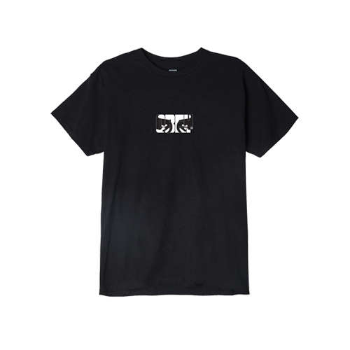 [오베이]OBEY - EYES OF OBEY T-SHIRT (BLACK) 반팔티 티셔츠