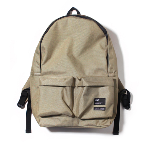 [벗딥]BUTDEEP - 2PK NYLON BACKPACK-BEIGE 백팩