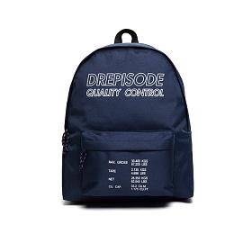 [드레피소드] DQC 로고 노트북 백팩 DL19-NA