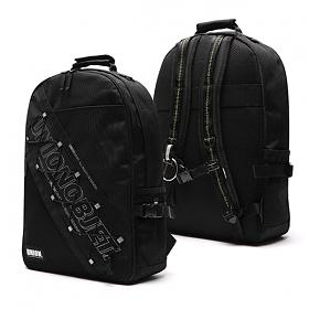 [유니온오브제]UNION TILT BAG - BLACK 스트링 백팩 가방
