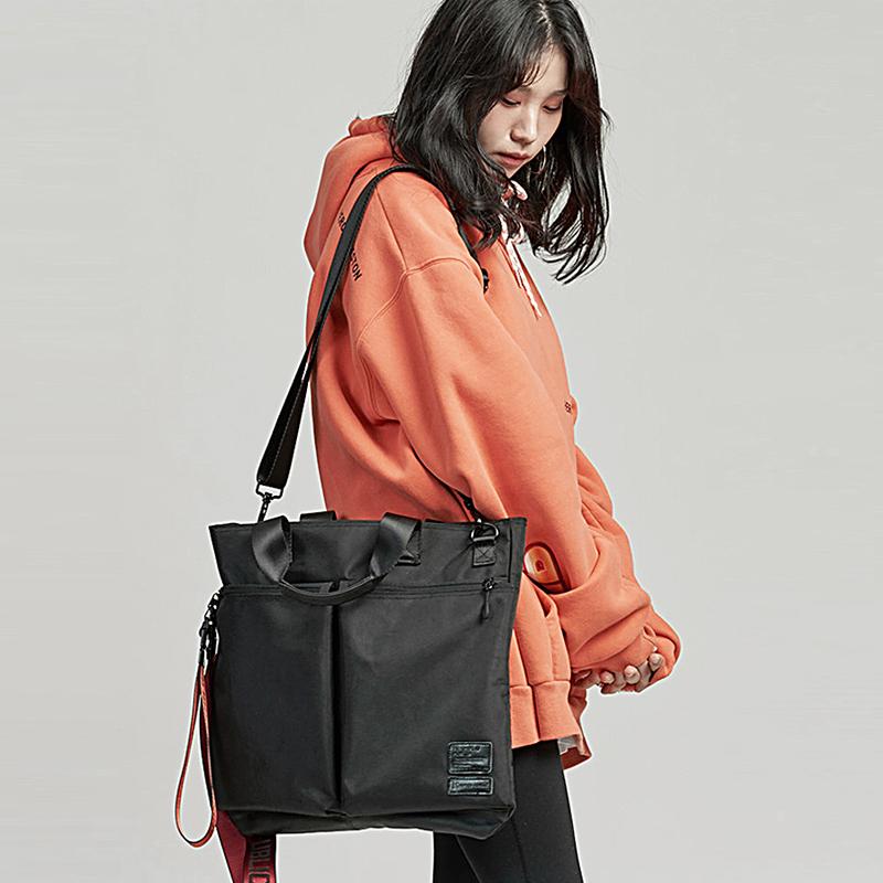 [사은품 증정/구매후기 지갑증정][몬스터리퍼블릭] RADEON CROSS BAG / BLACK 크로스백