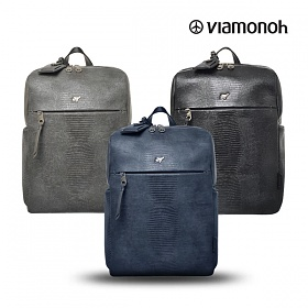 [비아모노] LIZARD BASIC SQUARE BACKPACK 3COLORS 백팩