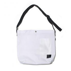 [벗딥]BUTDEEP - PACK SHOULDER-WHITE 숄더백
