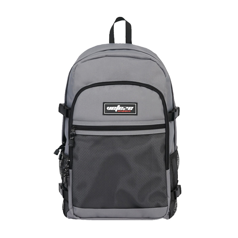 베테제 - Trueup Backpack (gray) 트루업 메쉬 망사 백팩 (그레이)