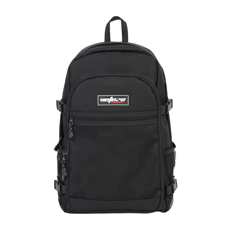 베테제 - Trueup Backpack (black) 트루업 메쉬 망사 백팩 (블랙)