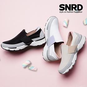 [SNRD]슬립온 스니커즈 신발 여성슬립온 키높이슬립온 마시멜로