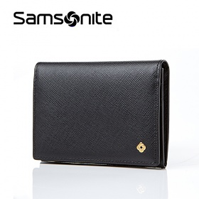[쌤소나이트] MORGAN BUSINESS CARDCASE BLACK 비즈니스 카드케이스 카드지갑