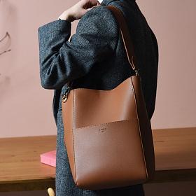 [깜비오] 머랭 버킷 숄더백 여자 가방