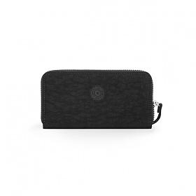 [키플링]KIPLING - ALIA Large wallet True Black 장지갑