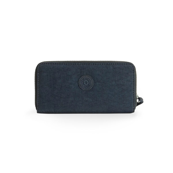 [키플링]KIPLING - ALIA Large wallet True Navy 장지갑