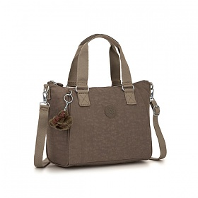 [키플링]KIPLING - AMIEL Medium handbag True Beige 핸드백 토트백 숄더백