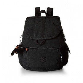 [키플링]KIPLING - CITY PACK S Small backpack True Black 백팩