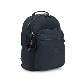 [키플링]KIPLING - CLAS SEOUL Large backpack True Navy 백팩