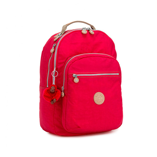[키플링]KIPLING - CLAS SEOUL Large backpack True Red C 백팩