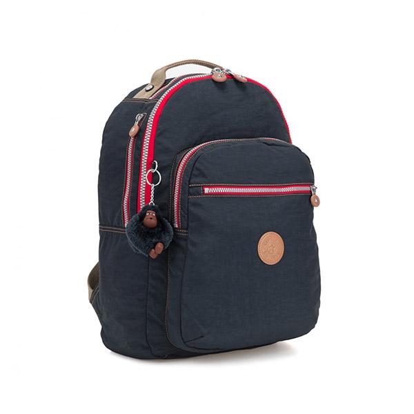 [키플링]KIPLING - CLAS SEOUL Large backpack True Navy C 백팩