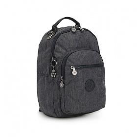 [키플링]KIPLING - CLAS SEOUL S Small backpack Active Denim 백팩