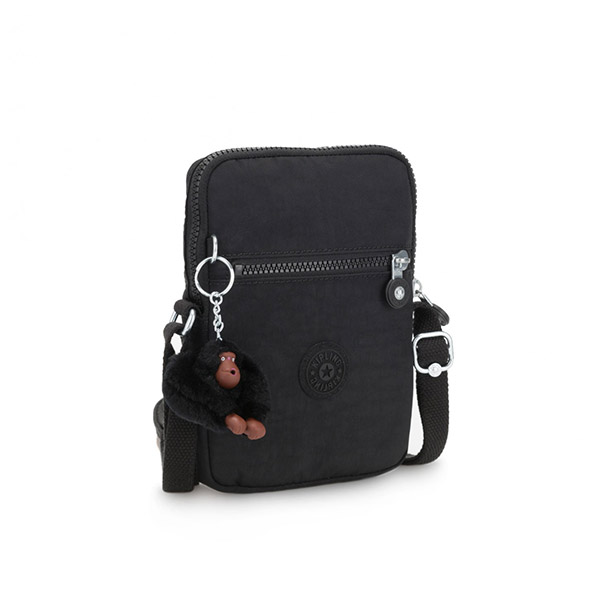 [키플링]KIPLING - ESSYLA Small crossbody For Travel Doc True Black 크로스백