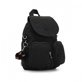 [키플링]KIPLING - FIREFLY UP Small backpack True Black 백팩