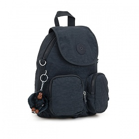 [키플링]KIPLING - FIREFLY UP Small backpack True Navy 백팩