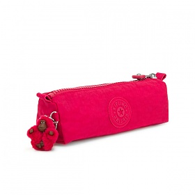 [키플링]KIPLING - FREEDOM Medium pencase True Pink 필통