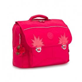 [키플링]KIPLING - INIKO Medium backpack True Pink 백팩