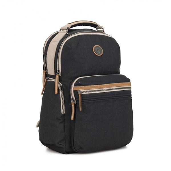 [키플링]KIPLING - OSHO Large backpack Casual Grey 백팩