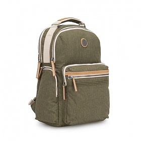 [키플링]KIPLING - OSHO Large backpack Urban Khaki 백팩
