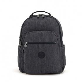 [키플링]KIPLING - SEOUL BABY BACKPACK Large baby backpack Active Denim 백팩
