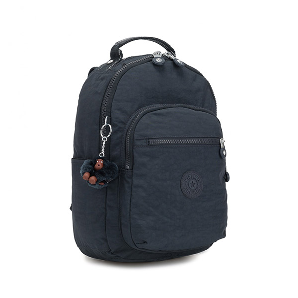 [키플링]KIPLING - SEOUL GO S Small backpack True Navy 백팩