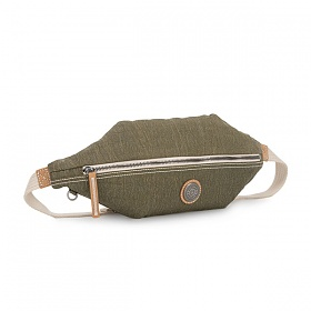 [키플링]KIPLING - YOKU Medium crossbody Urban Khaki 힙색