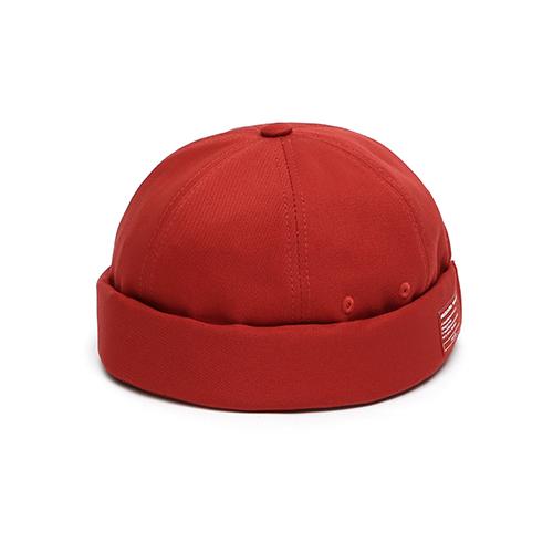 [언더컨트롤]UNDERCONTROL - MOLD CAP / TWILL COTTON / OG RED_볼캡 야구모자
