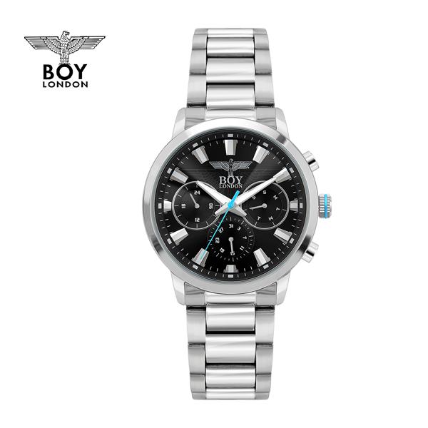 [보이런던] BLD337-BK 메탈 손목시계