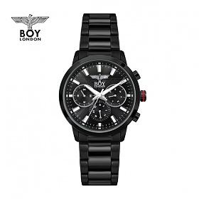 [보이런던] BLD337-ABK 메탈 손목시계