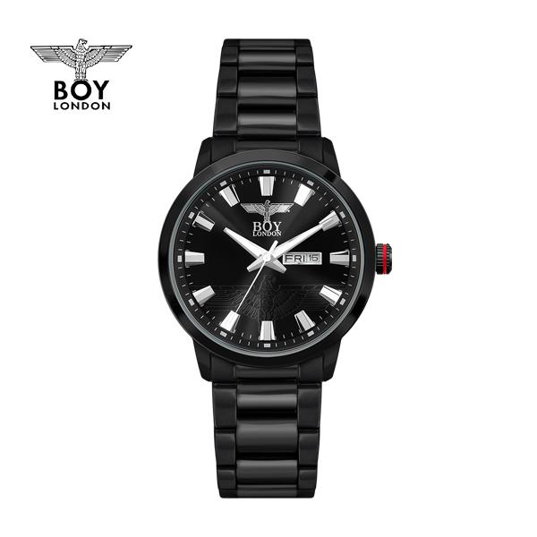 [보이런던] BLD343-ABK 메탈 손목시계