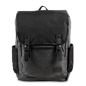 제이월드 - FRANKLIN 남자백팩 노트북수납 여행가방(JWS-69 블랙)