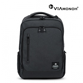 [비아모노] NOVEL BACKPACK (BLACK) 백팩