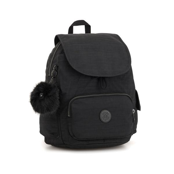 [키플링]KIPLING - CITY PACK S Small backpack True Dazz Black 백팩