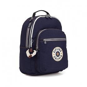 [키플링]KIPLING - CLAS SEOUL Large backpack Active Blue Bl 백팩