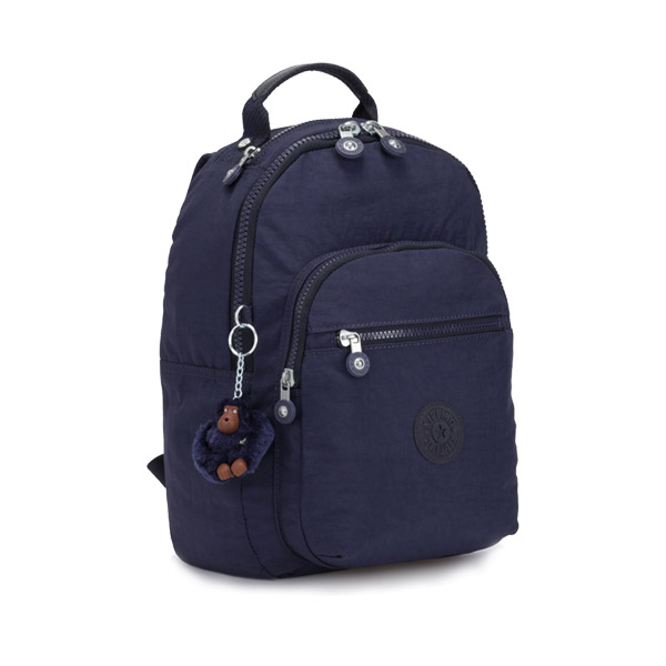 [키플링]KIPLING - CLAS SEOUL S Small backpack Active Blue 백팩