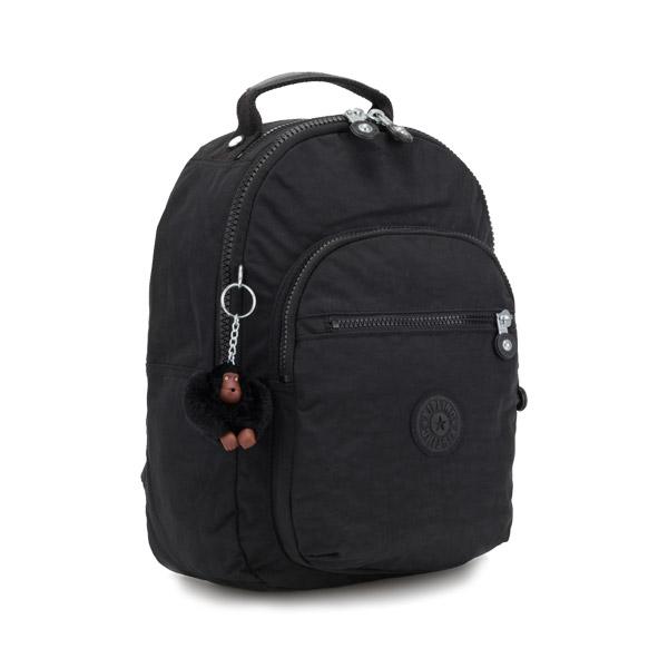 [키플링]KIPLING - CLAS SEOUL S Small backpack True Black 백팩