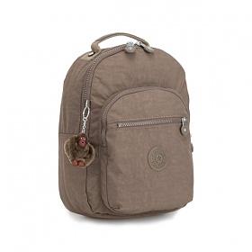 [키플링]KIPLING - CLAS SEOUL S Small backpack True Beige 백팩