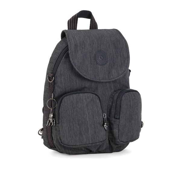 [키플링]KIPLING - FIREFLY UP Small backpack Active Denim 백팩