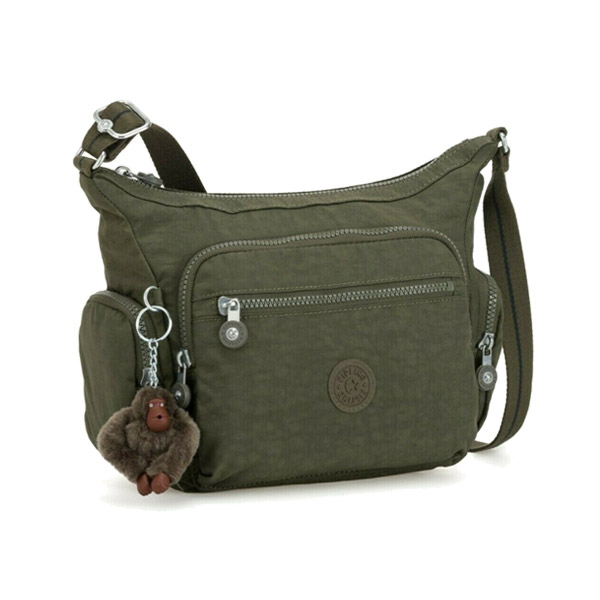 [키플링]KIPLING - GABBIE S Small crossbody Jaded Green C 크로스백