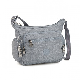 [키플링]KIPLING - GABBIE S Small crossbody Cool Denim 크로스백